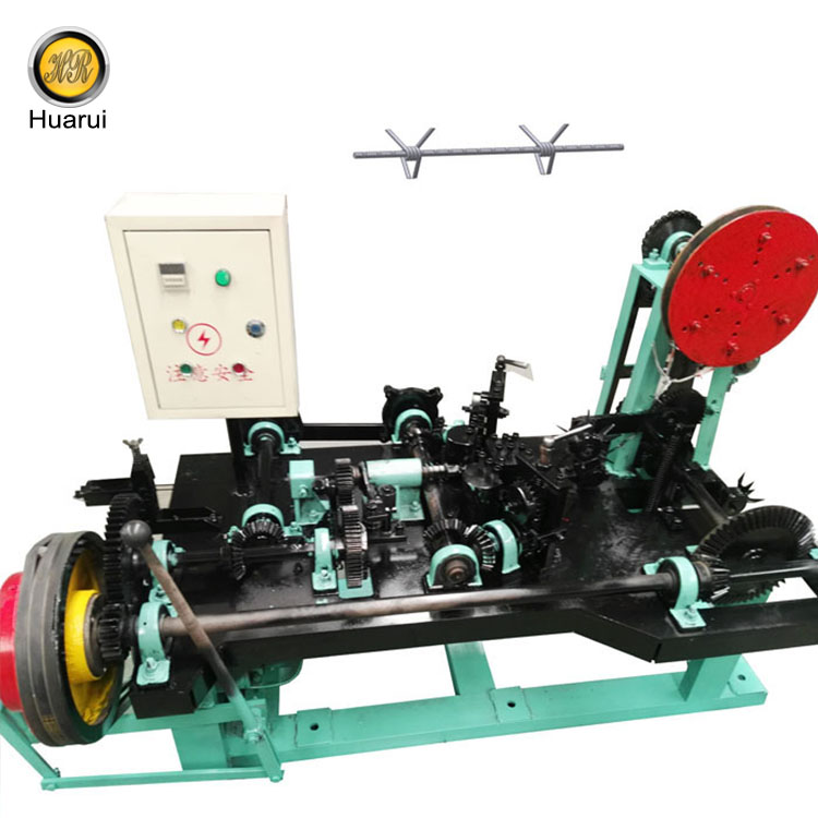 Automatic Barbed Wire Making Machine /Twisted Barbed Wire Machine