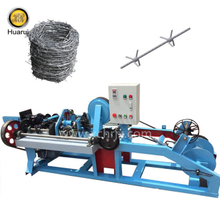 Single Twisted Barbed Wire Making Machine/wire Mesh Fence Making Machine