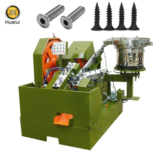 High Speed Thread Rolling Machine for Screws And Bolts