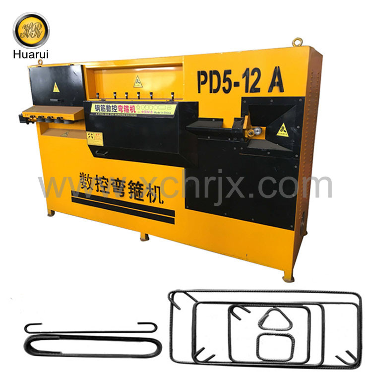 Factory Price PD Series CNC Stirrup Bending Machine