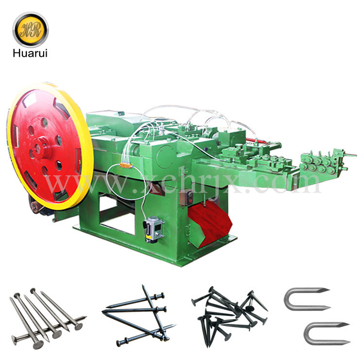 "Z94-3C Automatic Common Nail Making Machine for 1""-3"" Nails"