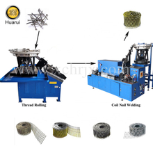 Coil Nail Making Machine ,Coil Nail Welding Machine