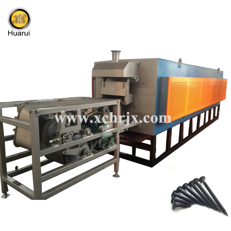 Continuous Mesh Belt Furnace