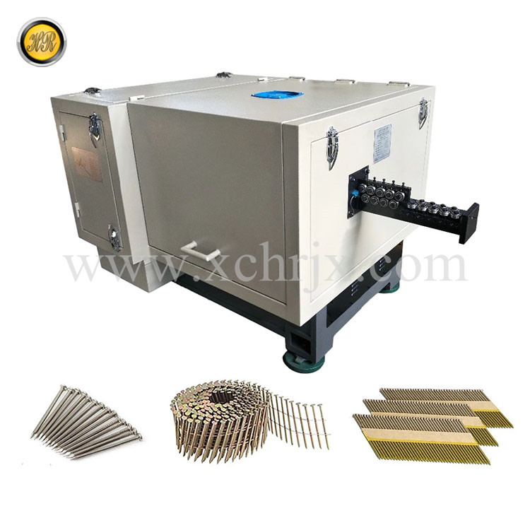 HD-90 High Speed Wire Nail Making Machine 800PCS/min