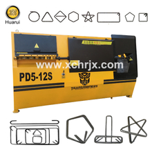 PD5-12S Cheap Rebar PLC Bender, Steel Bending Machine